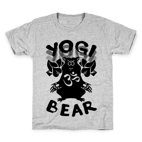 Yogi Bear Kids T-Shirt