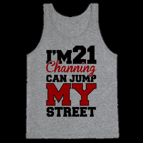 21 Jump Street Tank Top