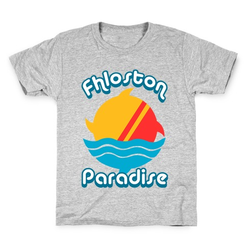 Fhloston Paradise Kids T-Shirt
