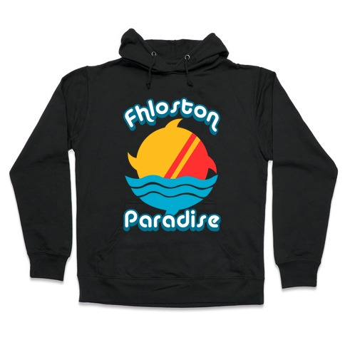 Fhloston Paradise Hooded Sweatshirt