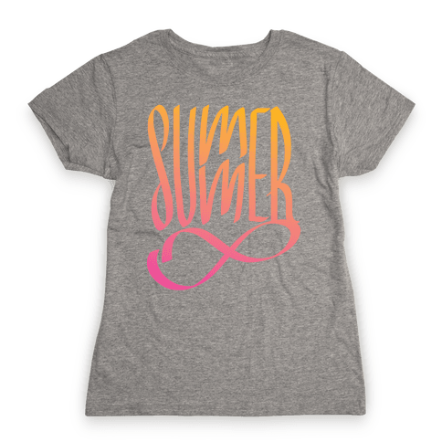 Summer Forever Womens T-Shirt