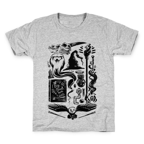 Tools of the Wizard Kids T-Shirt