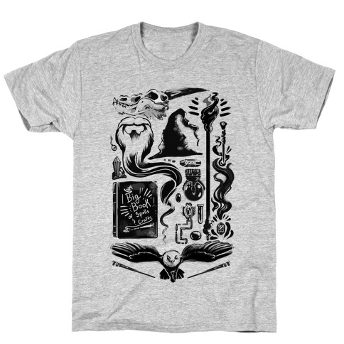 Tools of the Wizard T-Shirt