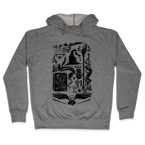 Tools of the Wizard Hooded Sweatshirt