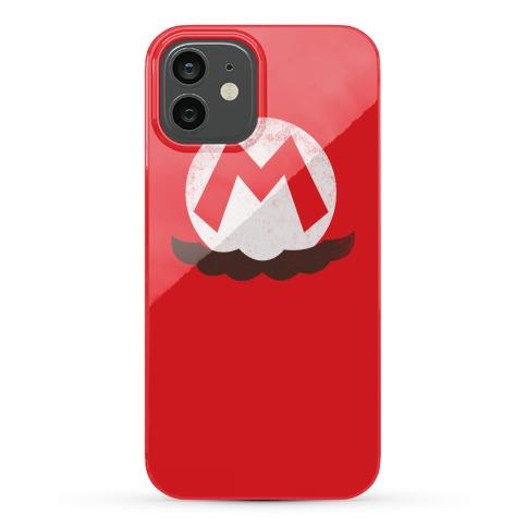 Mario Icon Phone Case