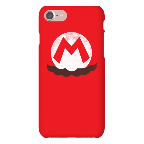 Mario Icon Phone Case