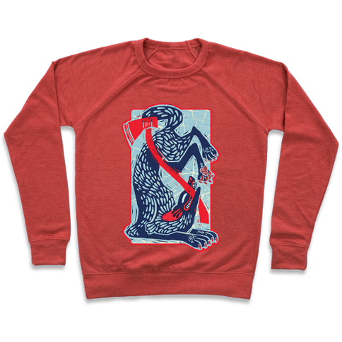 The Big Bad Wolf's Defeat Pullover