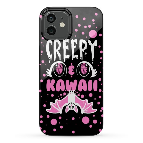 Creepy and Kawaii Phone Case
