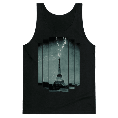 Lightning Strike (tank) Tank Top