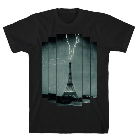 Lightning Strike (tank) T-Shirt