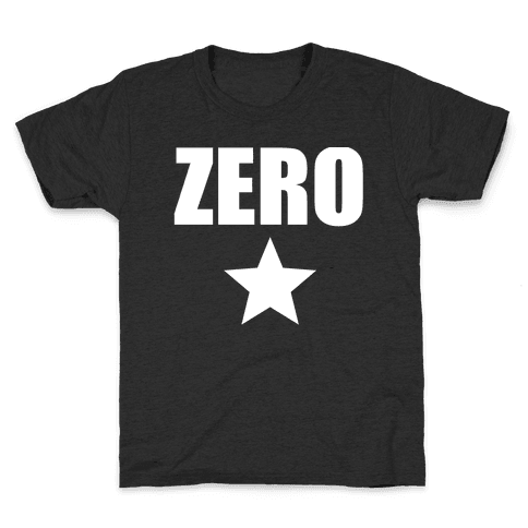 Zero Kids T-Shirt