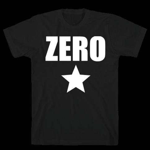 Zero Mens T-Shirt