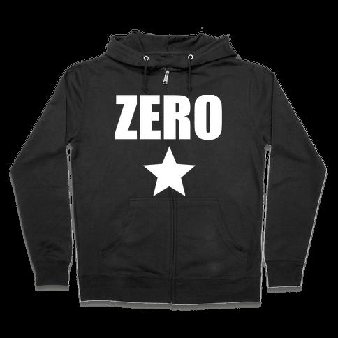 Zero Zip Hoodie
