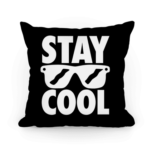 Stay Cool Pillow