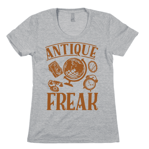 Antique Freak Womens T-Shirt