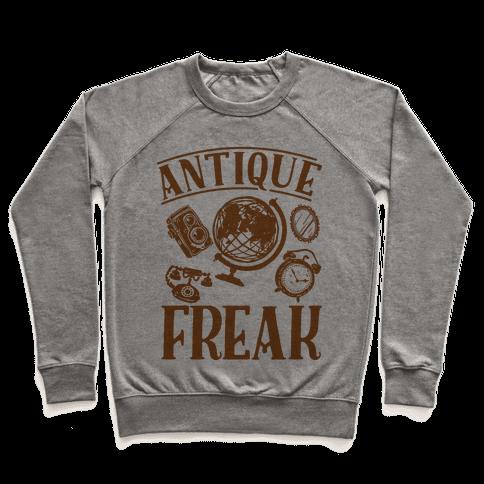 Antique Freak Pullover