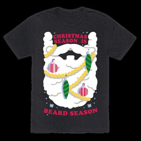Christmas Season is Beard Season
