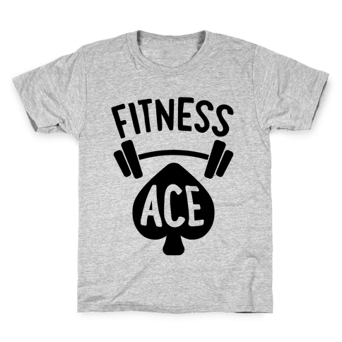 Fitness Ace Kids T-Shirt