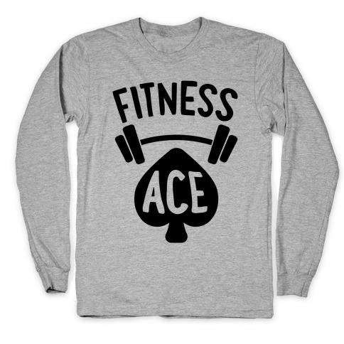 Fitness Ace Long Sleeve T-Shirt