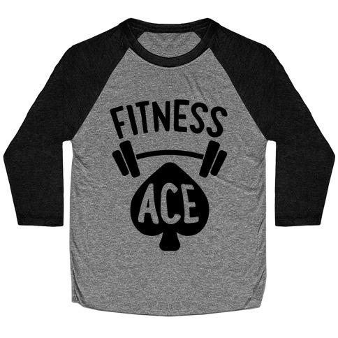 Fitness Ace Baseball Tee