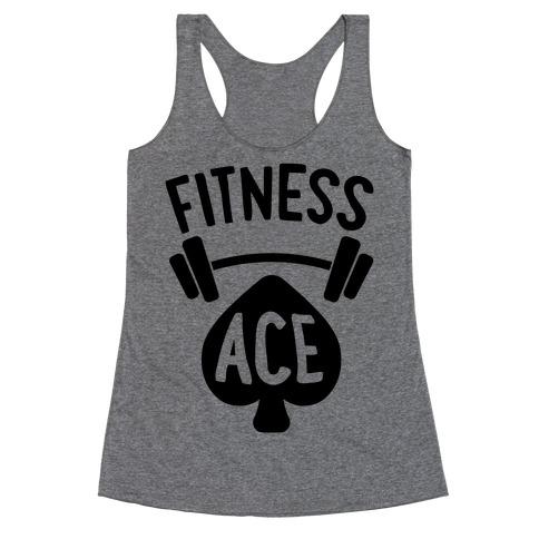 Fitness Ace Racerback Tank Top