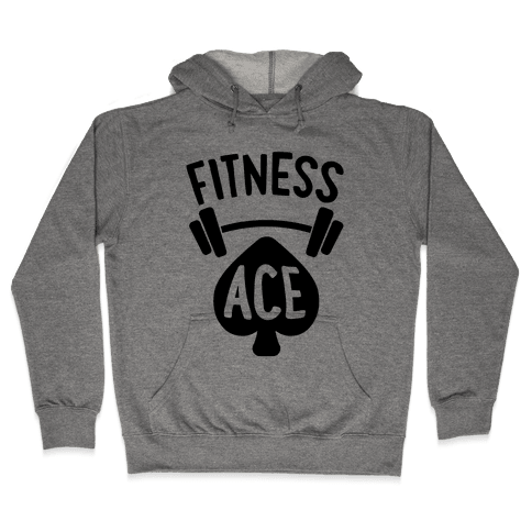 Fitness Ace Hooded Sweatshirt