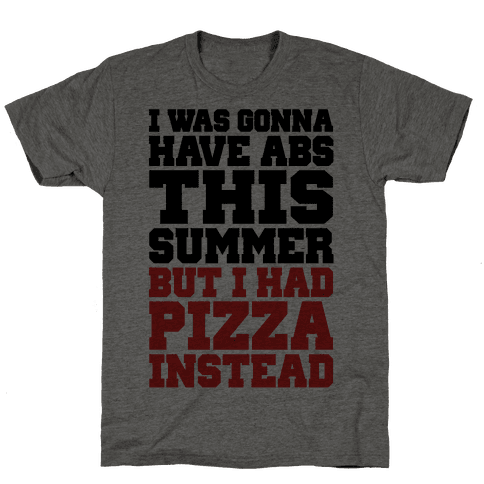 Pizza Body For The Summer