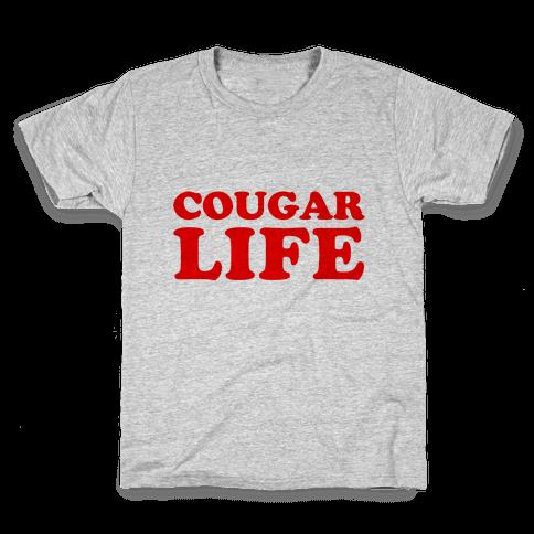 Cougar Life Kids T-Shirt