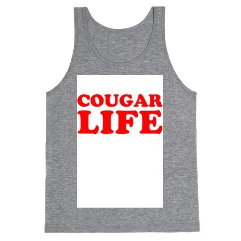 Cougar Life Tank Top