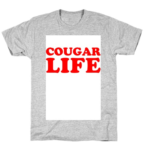 Cougar Life T-Shirt