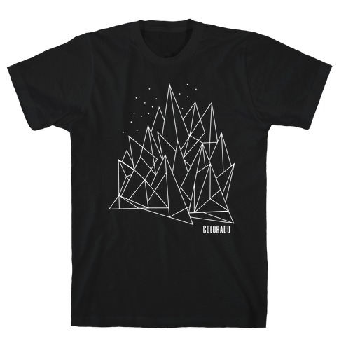 Colorado Mountains T-Shirt