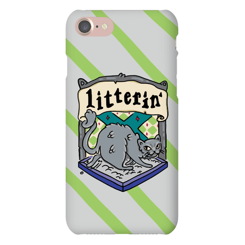 House Cats Litterin' Phone Case