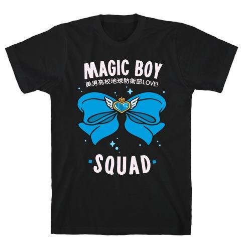Magic Boy Squad (Blue) T-Shirt