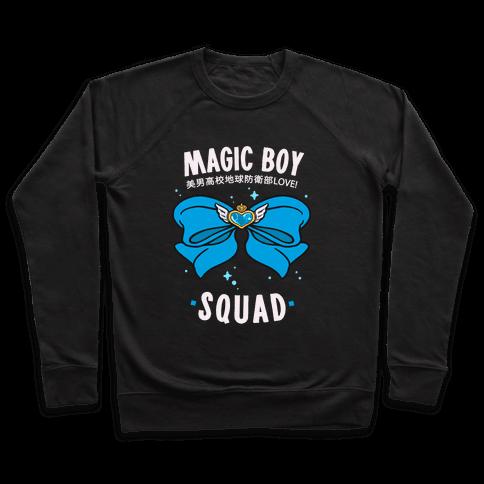 Magic Boy Squad (Blue) Pullover