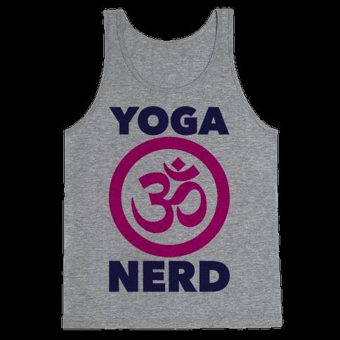 Yoga Nerd Tank Top