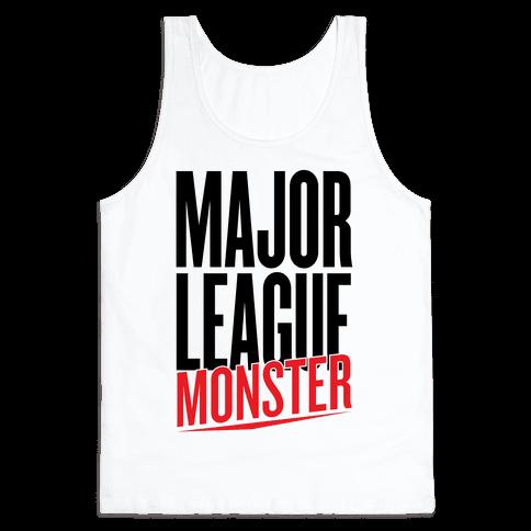 Major League Monster Tank Top