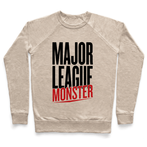 Major League Monster Pullover