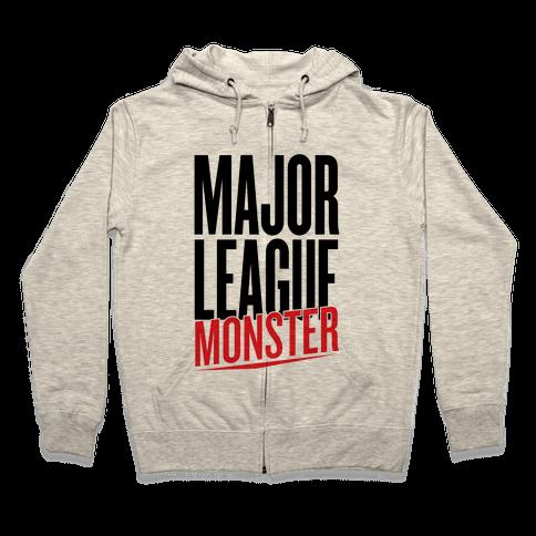 Major League Monster Zip Hoodie
