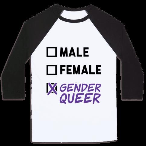 Genderqueer Checklist