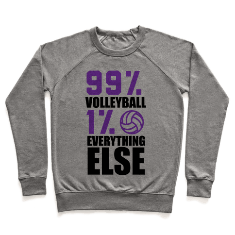 99% Volleyball Pullover