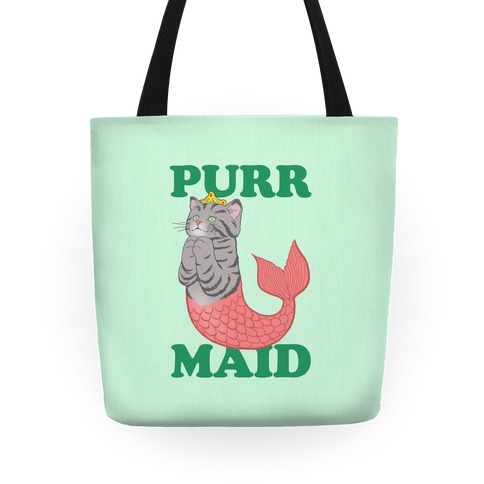 Purr Maid Tote