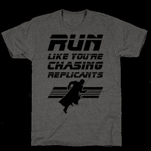 Run Like You're Chasing Replicants