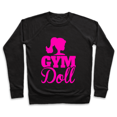 Gym Doll Pullover