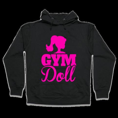 Gym Doll Hooded Sweatshirt