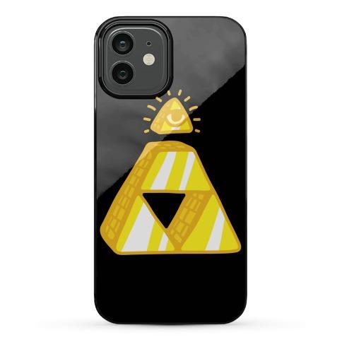 Illuminati Triforce Phone Case