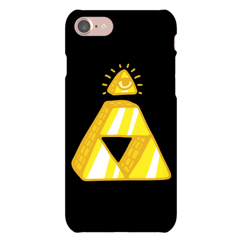 Illuminati Triforce Phone Case