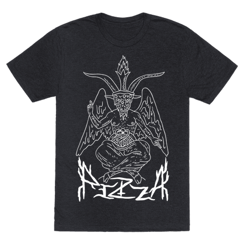 Pizza Baphomet