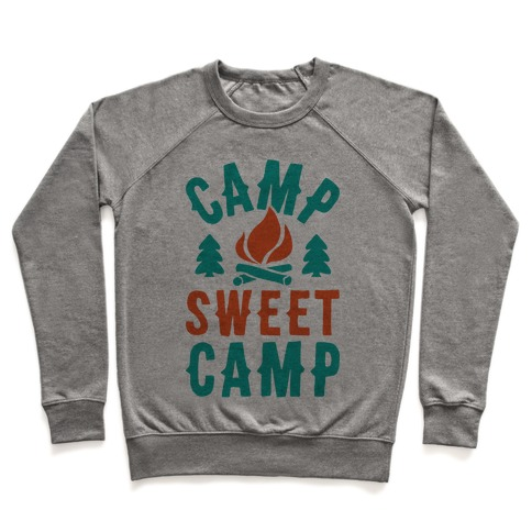 Camp Sweet Camp Pullover