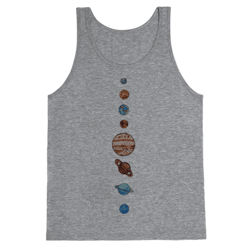 Solar System Tank Top