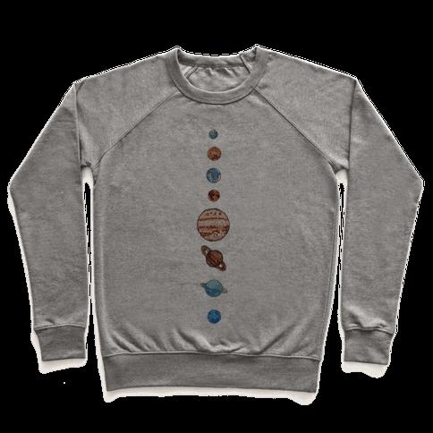 Solar System Pullover